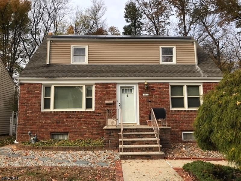 Maison unifamiliale pour l à louer à 464 SHEARER Avenue Union, New Jersey 07083 États-Unis