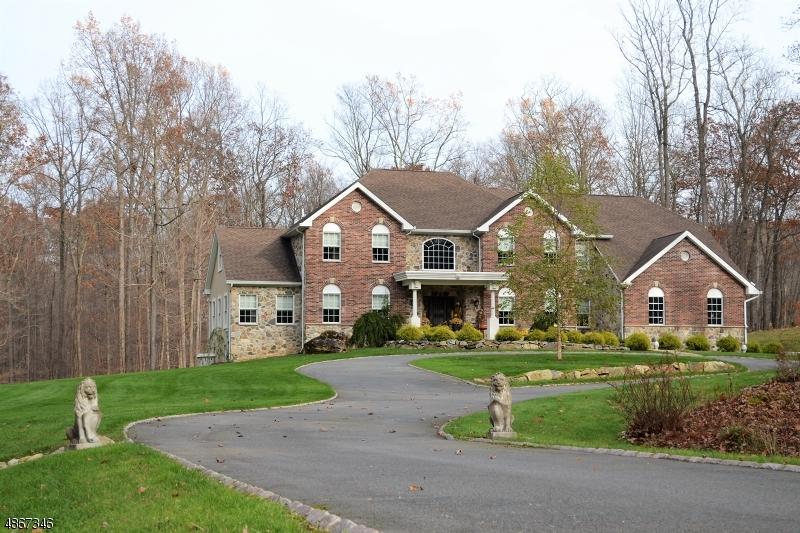 Частный односемейный дом для того Продажа на 12 LOURDES Court Andover, Нью-Джерси 07821 Соединенные Штаты
