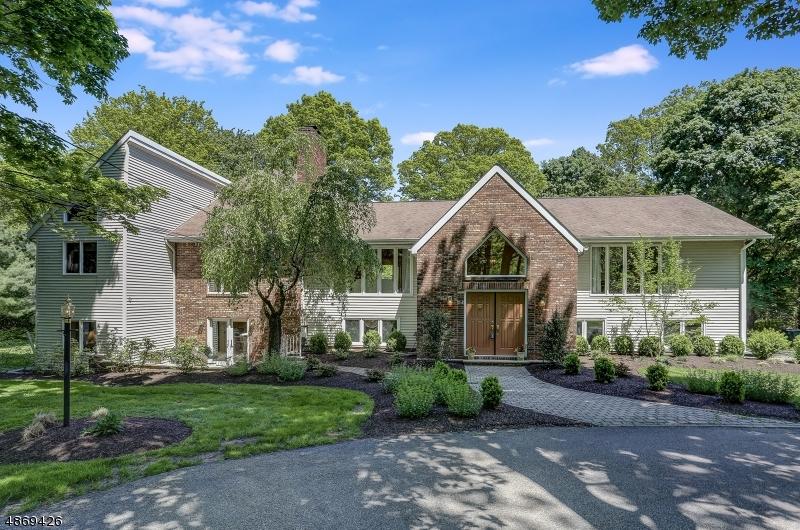 Enfamiljshus för Försäljning vid 544 NAUGHRIGHT Road Washington, New Jersey 07853 Förenta staterna