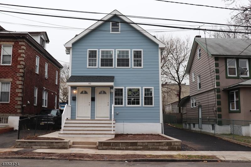 Single Family Homes 용 임대 에 Irvington, 뉴저지 07111 미국