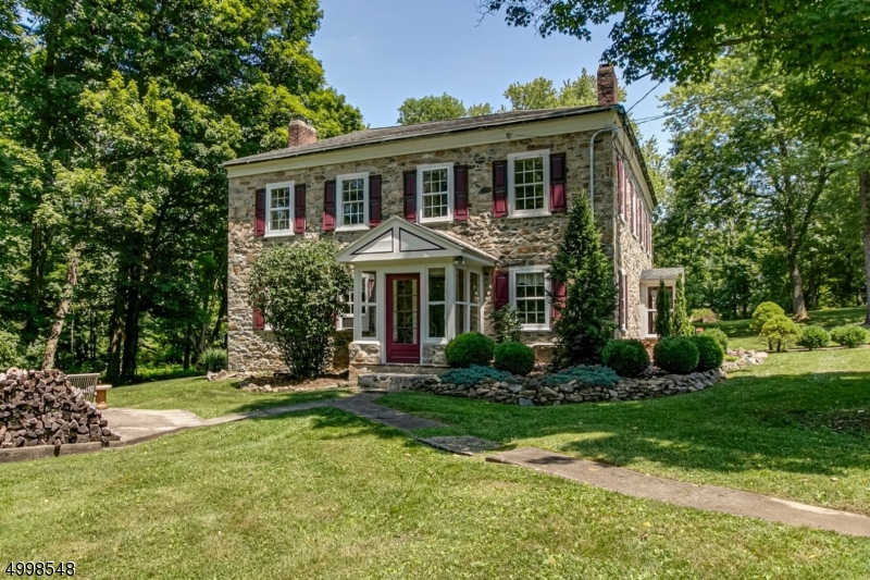 Single Family Homes for Sale at Lebanon, New Jersey 07882 United States