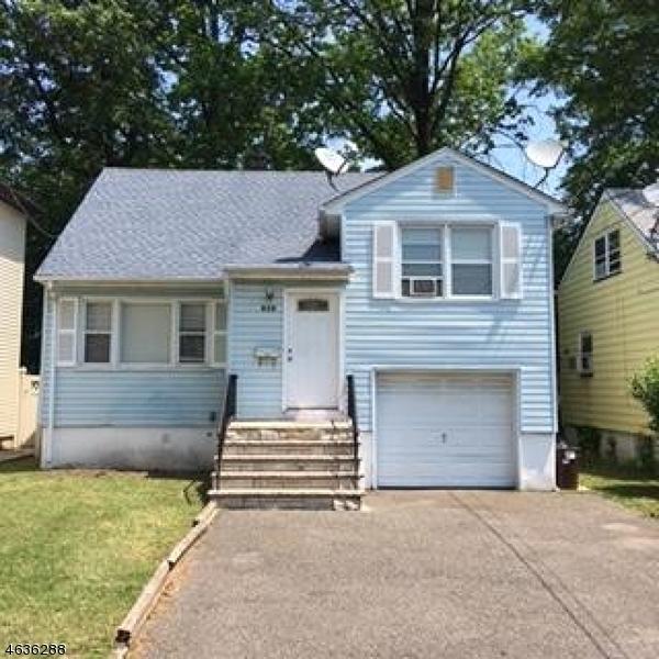 Частный односемейный дом для того Продажа на 210 Bower Street Linden, Нью-Джерси 07036 Соединенные Штаты