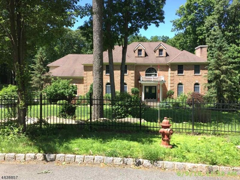 Частный односемейный дом для того Продажа на 29 Shadowbrook Way Mendham, Нью-Джерси 07945 Соединенные Штаты