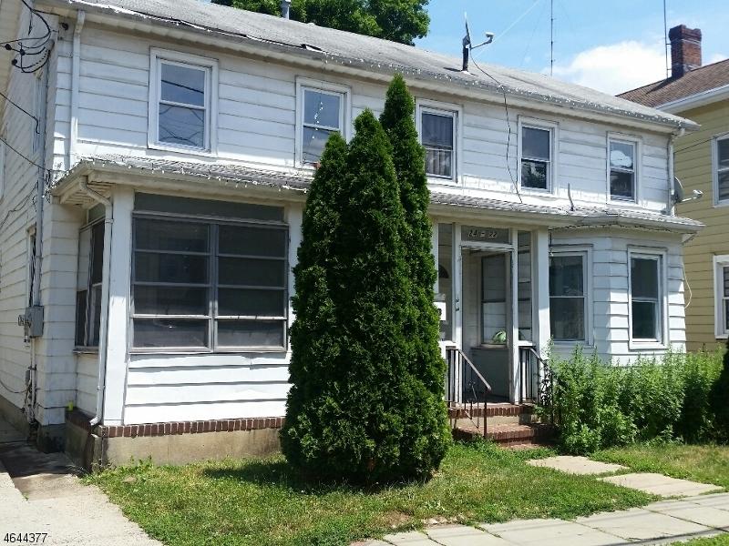 Casa Multifamiliar por un Venta en 22-24 CHURCH Street Bound Brook, Nueva Jersey 08805 Estados Unidos