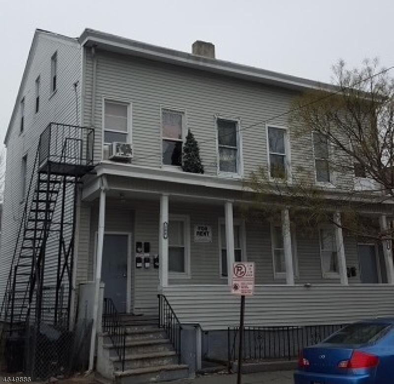 商用 为 销售 在 302-304 VAN HOUTEN Street Paterson, 07501 美国