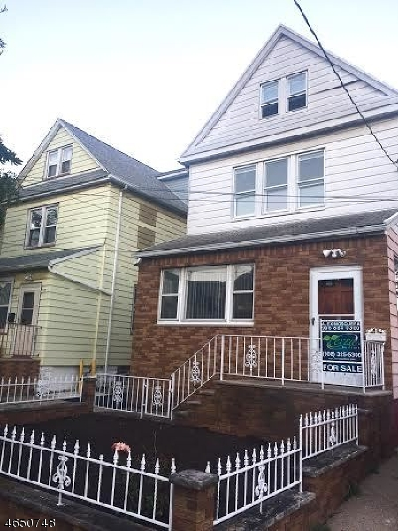 Single Family Home for Sale at 758 THOMAS Street Elizabeth, New Jersey 07202 United States