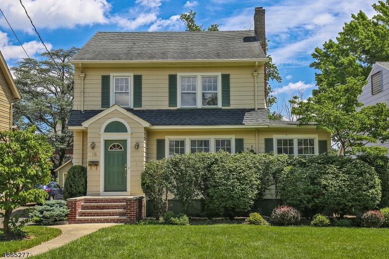 独户住宅 为 销售 在 16 S Mountain Road 米尔本, 新泽西州 07041 美国