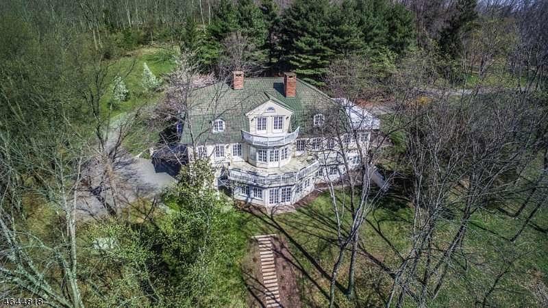 Частный односемейный дом для того Продажа на 48 POOR FARM Road Pennington, 08534 Соединенные Штаты