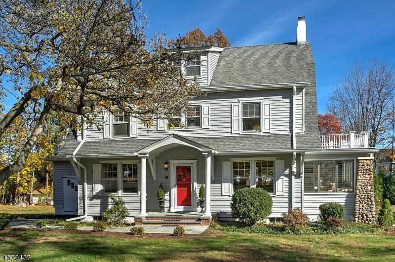 Casa Unifamiliar por un Venta en 19 Pine Avenue Madison, Nueva Jersey 07940 Estados Unidos