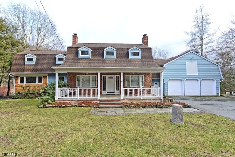 Частный односемейный дом для того Продажа на 63 Meggins Road Rockaway, 07866 Соединенные Штаты