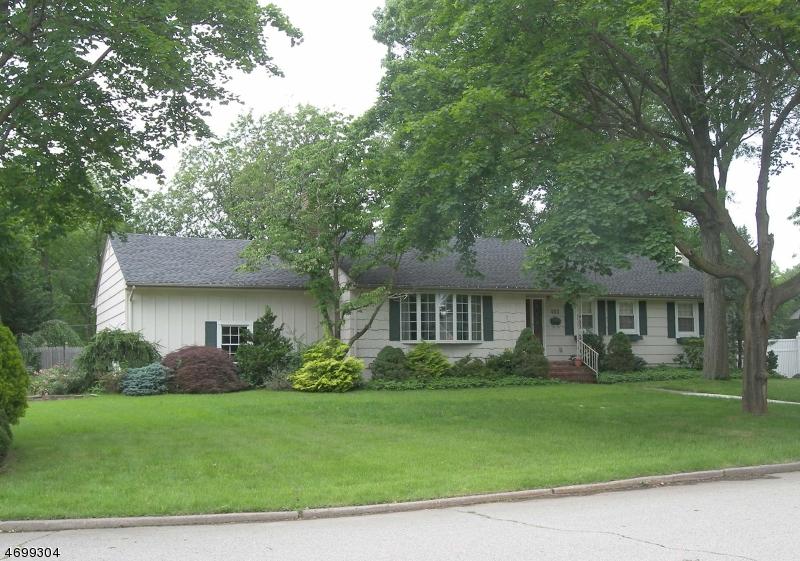Частный односемейный дом для того Продажа на 1 Osborne Ter Pequannock, Нью-Джерси 07444 Соединенные Штаты