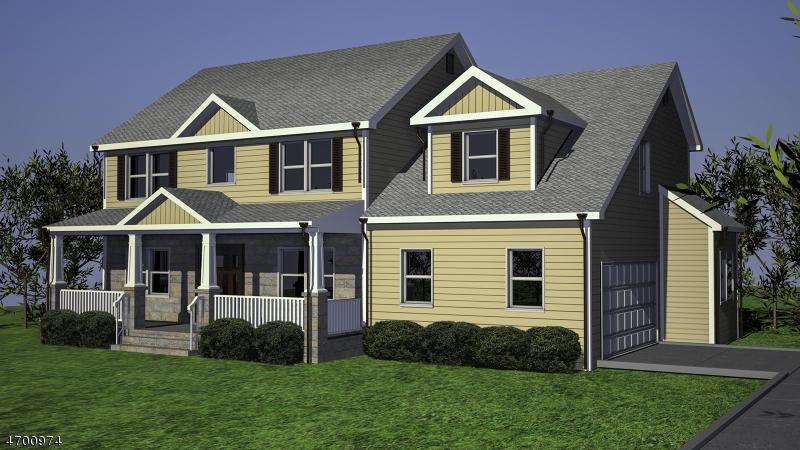 Maison unifamiliale pour l Vente à 9 Bell Drive Westfield, New Jersey 07090 États-Unis