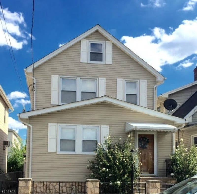 Single Family Home for Rent at 1317 Gurd Ave 2nd fl. Hillside, New Jersey 07205 United States