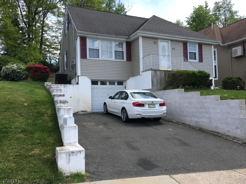 Single Family Home for Rent at 292 Mount Pleasant Avenue Woodland Park, New Jersey 07424 United States