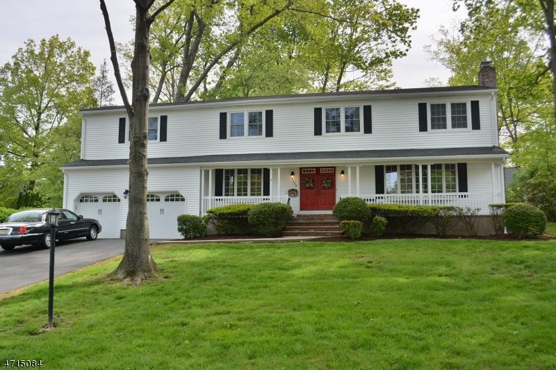 Частный односемейный дом для того Продажа на 226 Canterbury Drive Ramsey, Нью-Джерси 07446 Соединенные Штаты