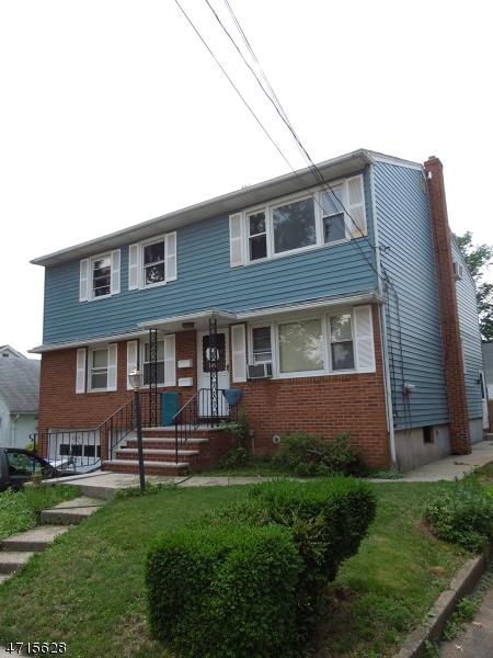 Casa Multifamiliar por un Venta en 266 Waite Avenue 266 Waite Avenue Rahway, Nueva Jersey 07065 Estados Unidos