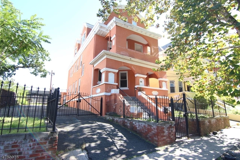 Multi-Family Home for Sale at 28-30 COIT Street Irvington, New Jersey 07111 United States