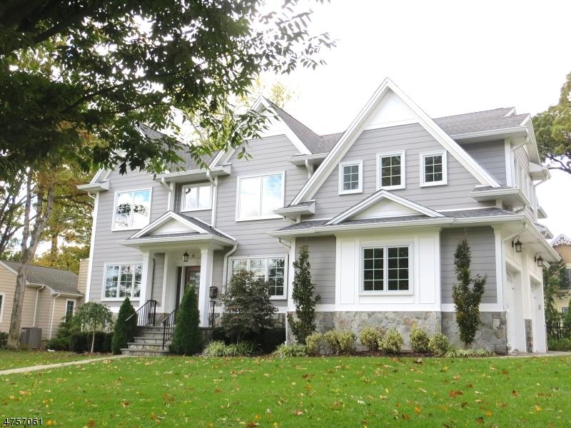 Casa Unifamiliar por un Venta en 4 Garret Place Glen Rock, Nueva Jersey 07452 Estados Unidos