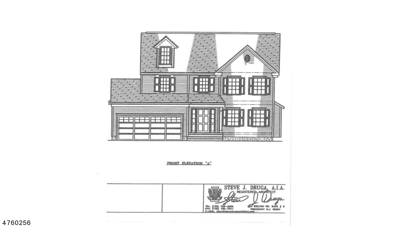 Maison unifamiliale pour l Vente à 215 A Street Middlesex, New Jersey 08846 États-Unis