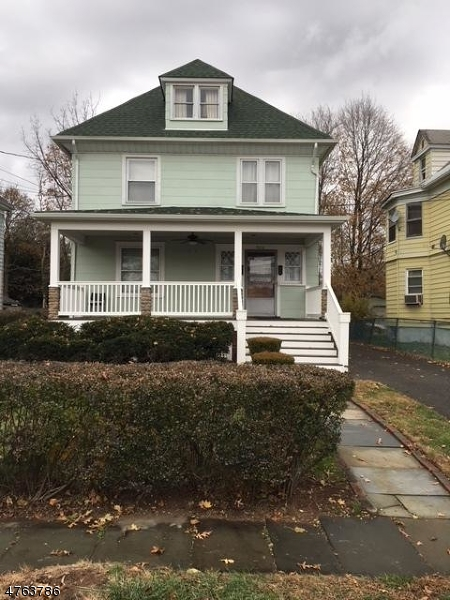 Single Family Home for Rent at 926 Kenyon Avenue Plainfield, New Jersey 07060 United States