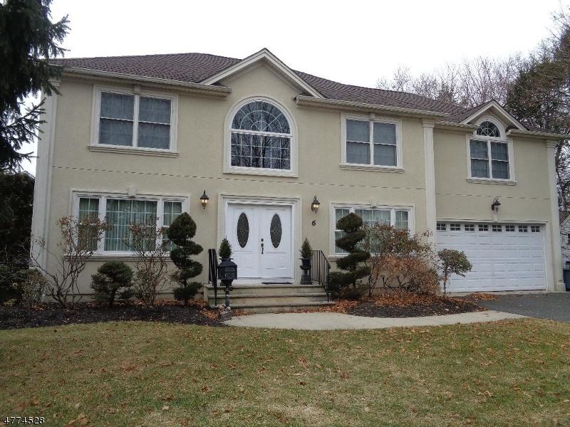 独户住宅 为 销售 在 6 WALDMERE Place Waldwick, 新泽西州 07463 美国