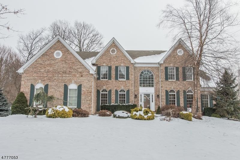 Single Family Home for Sale at 88 Kim Lane Washington, New Jersey 07853 United States