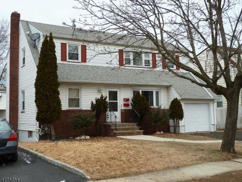 多户住宅 为 销售 在 1287 Biscayne Blvd Union, 新泽西州 07083 美国