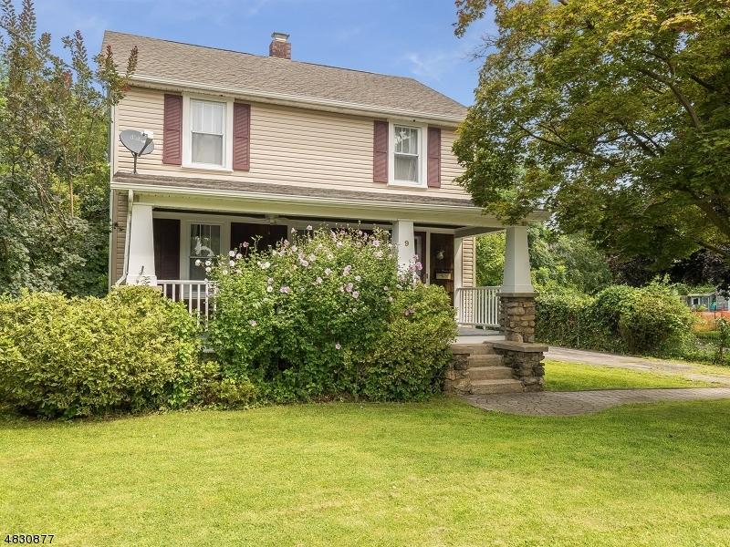 独户住宅 为 销售 在 9 CLARK Street Ogdensburg, 新泽西州 07439 美国