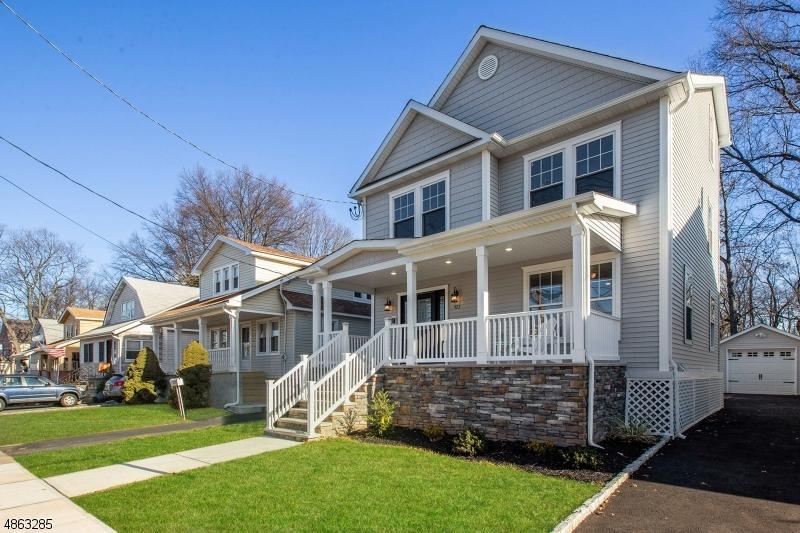Casa para uma família para Venda às 523 GOLF TER Union, Nova Jersey 07083 Estados Unidos