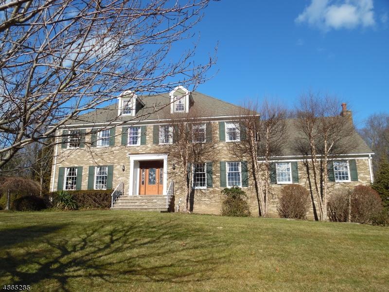 Частный односемейный дом для того Продажа на 10 ARROWHEAD Court Ramsey, Нью-Джерси 07446 Соединенные Штаты