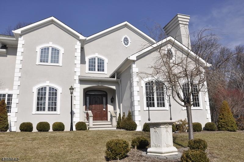 Maison unifamiliale pour l Vente à 6 MOUNTAIN TERRACE Blairstown, New Jersey 07825 États-Unis