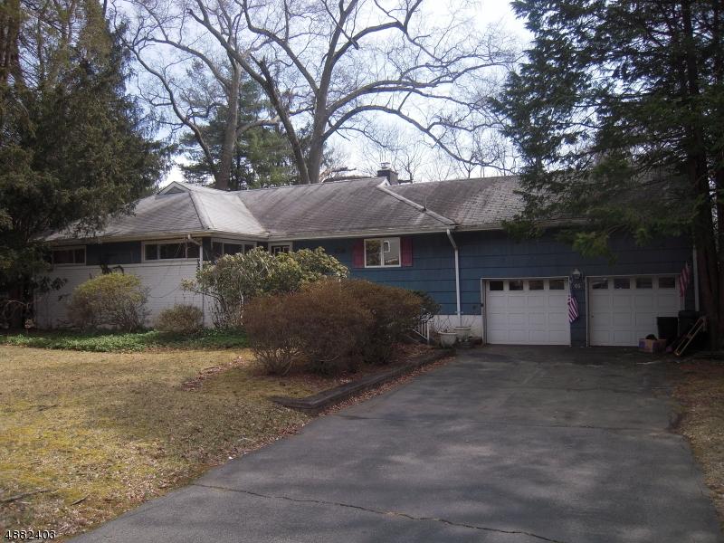 Частный односемейный дом для того Продажа на 66 OAK TRAIL Road Hillsdale, Нью-Джерси 07642 Соединенные Штаты