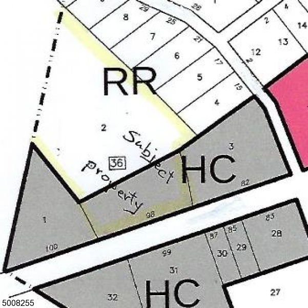 Terrain pour l Vente à Hamburg, New Jersey 07419 États-Unis