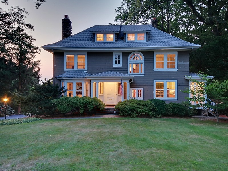 Single Family Home for Sale at 44 Rensselaer Road Essex Fells, New Jersey 07021 United States