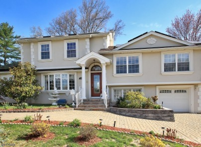 Частный односемейный дом для того Продажа на 156 Chittenden Road Clifton, 07013 Соединенные Штаты