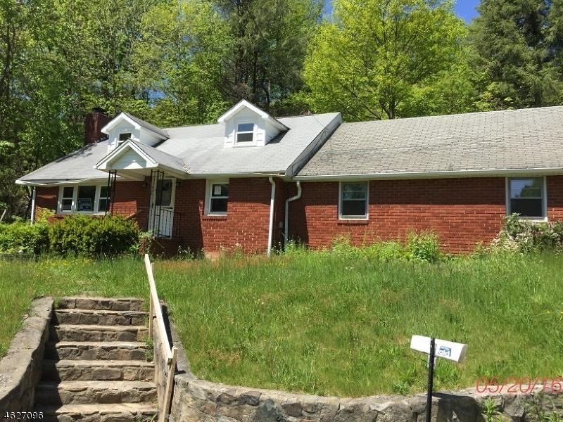 Maison unifamiliale pour l Vente à 72 Glenwood Mount Road Sussex, New Jersey 07461 États-Unis