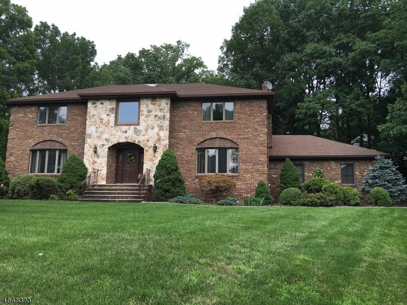 Частный односемейный дом для того Продажа на 9 Chapel Court Towaco, Нью-Джерси 07082 Соединенные Штаты