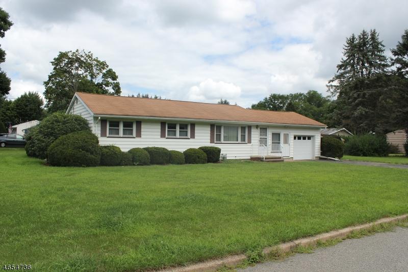 Single Family Home for Sale at 7 BARI Drive Ledgewood, 07852 United States
