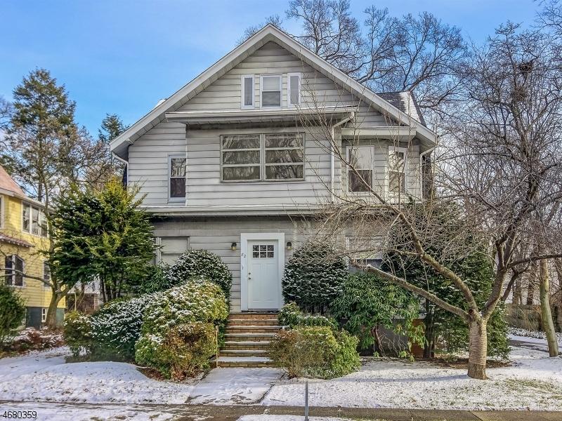 独户住宅 为 出租 在 82 Park Place 南奥林奇, 新泽西州 07079 美国
