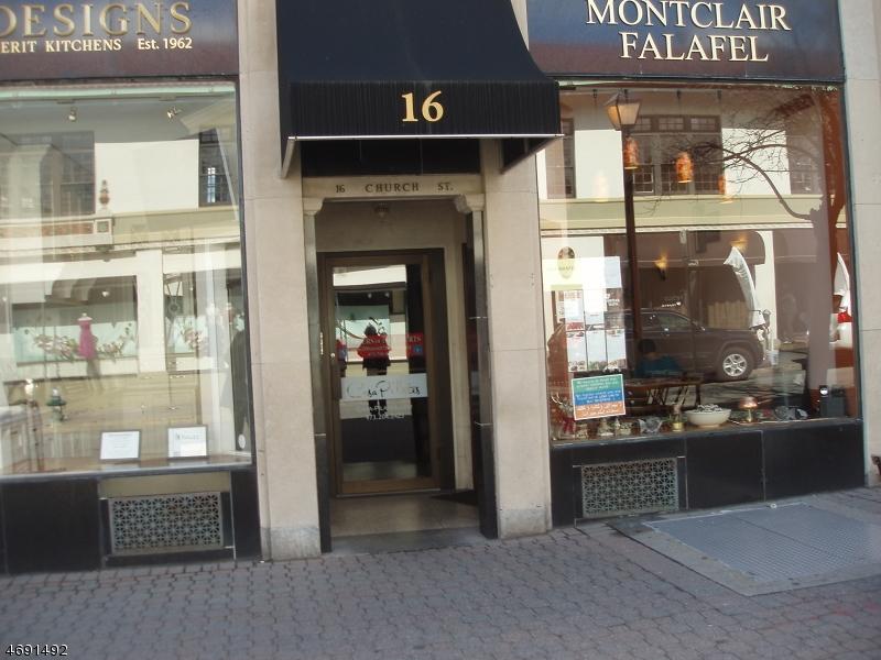 Comercial por un Venta en 16 Church Street Montclair, Nueva Jersey 07042 Estados Unidos