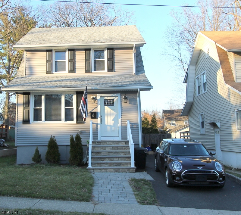 Single Family Home for Sale at 65 Franklin Road Teaneck, New Jersey 07666 United States