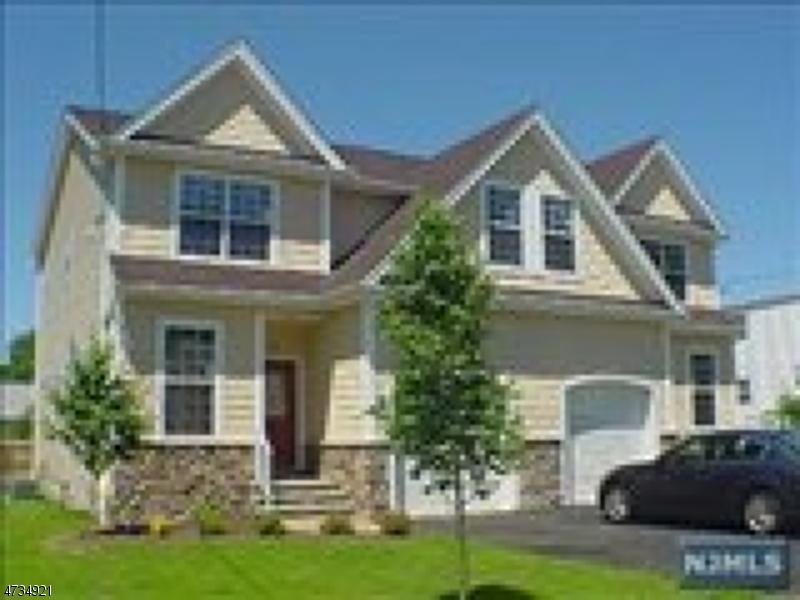 Частный односемейный дом для того Аренда на 96 6th Avenue Hawthorne, Нью-Джерси 07506 Соединенные Штаты