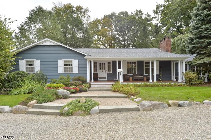 Casa Unifamiliar por un Venta en 2 Bridle Way Ho Ho Kus, Nueva Jersey 07423 Estados Unidos