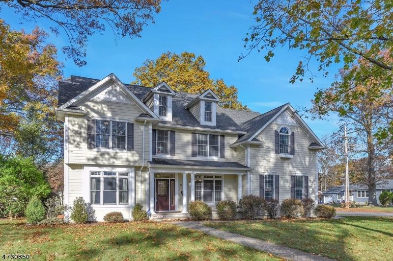 Частный односемейный дом для того Продажа на 35 Refy Avenue Ramsey, Нью-Джерси 07446 Соединенные Штаты