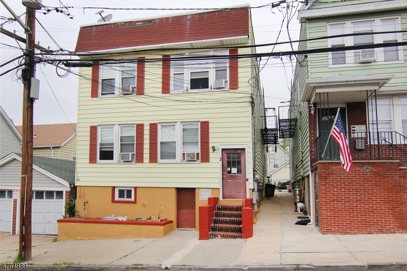 Multi-Family Home for Sale at 7-9 ARCHIBALD TER Kearny, New Jersey 07032 United States