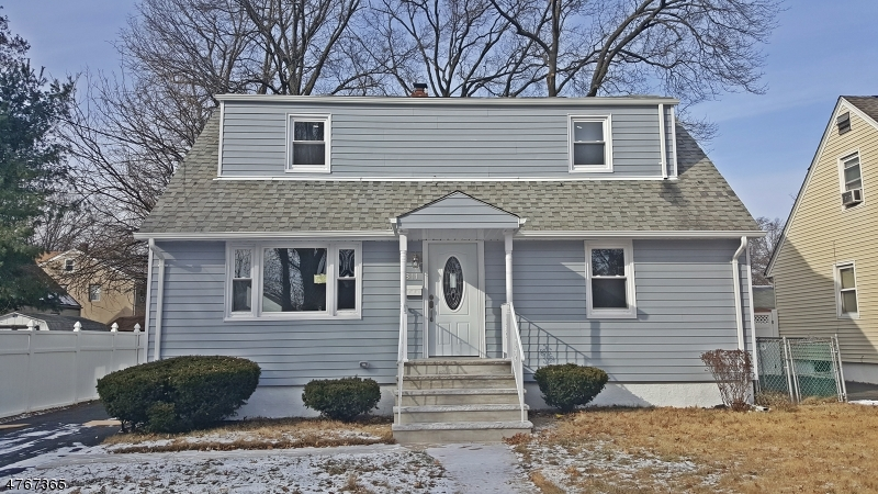 Single Family Home for Sale at 811 Monmouth Avenue Linden, New Jersey 07036 United States