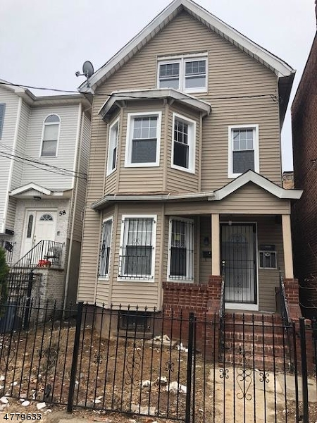 Multi-Family Home for Sale at 60 Wakeman Avenue Newark, New Jersey 07104 United States
