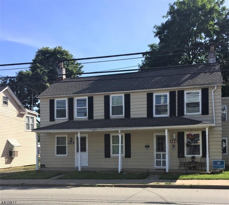 Casa Multifamiliar por un Venta en 544 North Main Street Greenwich Township, Nueva Jersey 08886 Estados Unidos