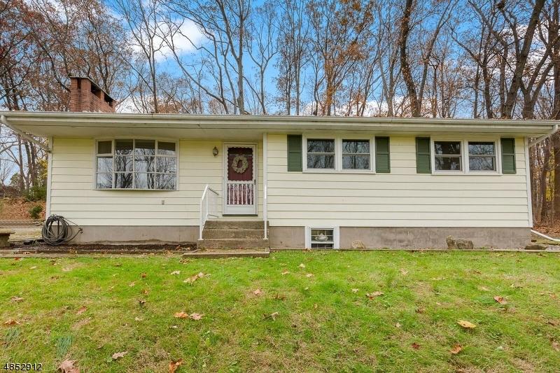 Частный односемейный дом для того Продажа на 245 County Road 579 Bloomsbury, Нью-Джерси 08804 Соединенные Штаты