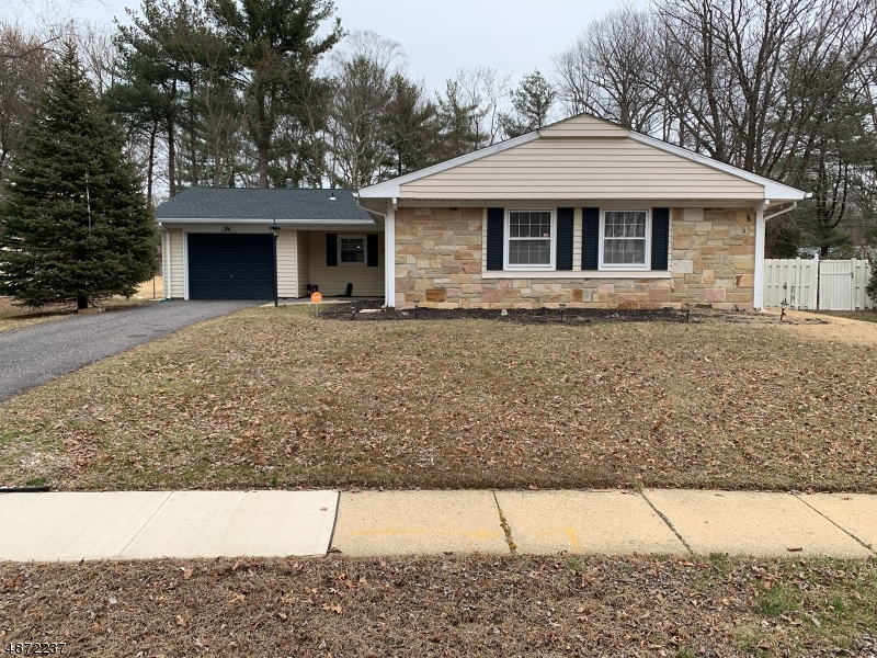 Single Family Home for Sale at 34 GLOVER Lane Willingboro Township, New Jersey 08046 United States